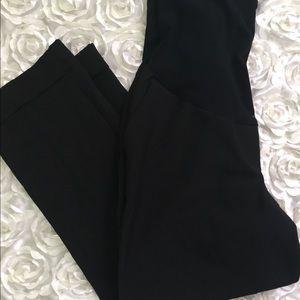 Maternity Capri dress pants size s